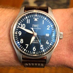 IWC mens watch